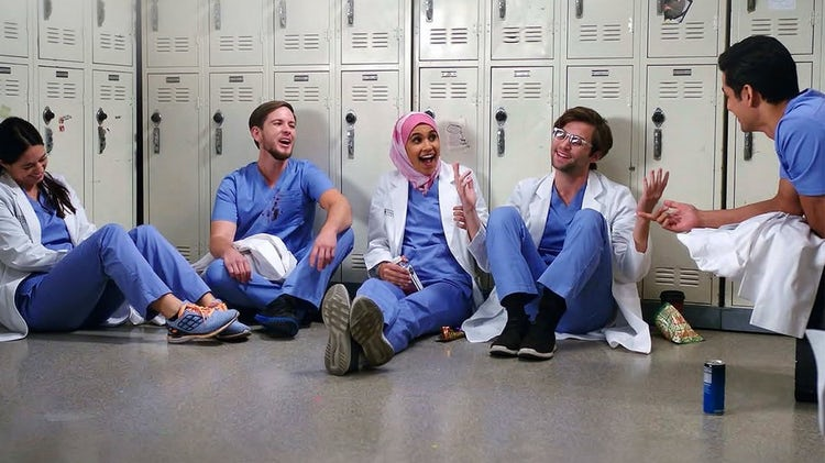 Abc Launches A New Greys Anatomy Spinoff Series